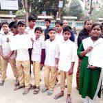 দেলদুয়ারে ছাত্রী উত্ত্যক্তের প্রতিবাদে শিক্ষার্থীদের বিক্ষোভ