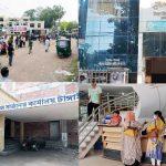 টাঙ্গাইলে স্বাস্থ্য বিধি মানায় মানুষের আগ্রহ নেই ॥ তদারকি জনসচেতনতায়