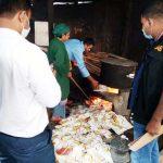 টাঙ্গাইলে লাহা ফার্মাকে এক লাখ টাকা জরিমানা