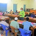 টাঙ্গাইলে 'বায়োফ্লক' বিষয়ক প্রশিক্ষণ কর্মশালা