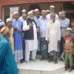 কালিহাতীতে আ'লীগ নেতার নির্বাচনী গণসংযোগ