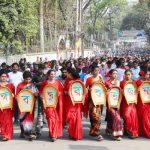 টাঙ্গাইলে জাতির জনক বঙ্গবন্ধুর জন্মবার্ষিকী ও জাতীয় শিশু দিবস উদযাপিত