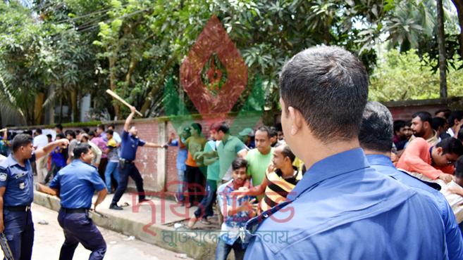 টাঙ্গাইলে বিএনপির দুই গ্রুপে সংঘর্ষের ঘটনায় ২৬ নেতাকর্মীর বিরুদ্ধে পুলিশের মামলা